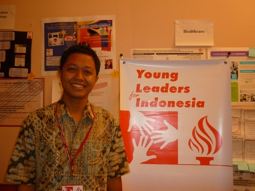 Varsity Memory: Young Leaders for Indonesia