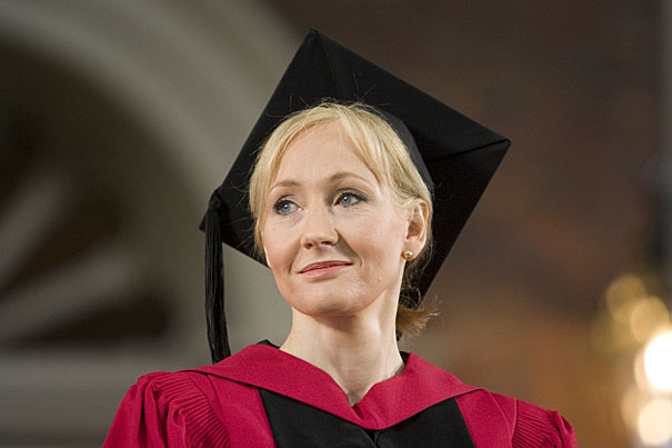 J.K. Rowling's Powerful Speect at Harvard Commencement 2008